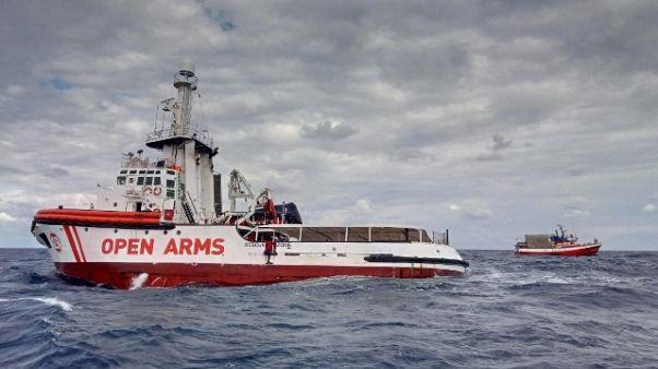 Open Arms salva altri 39 migranti