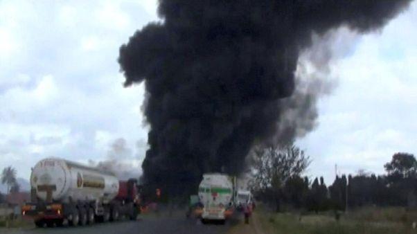 مقتل العشرات في انفجار شاحنة وقود في تنزانيا