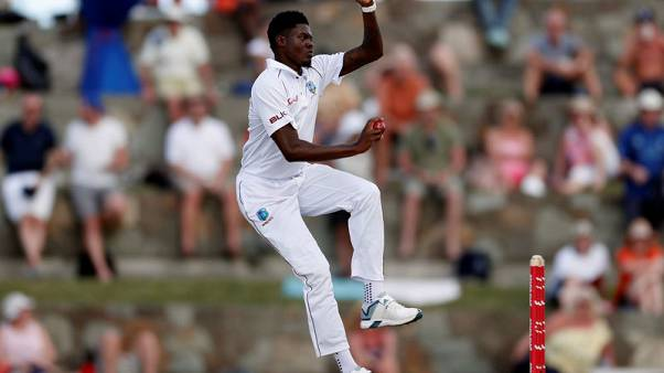 West Indies pick uncapped Cornwall for India tests