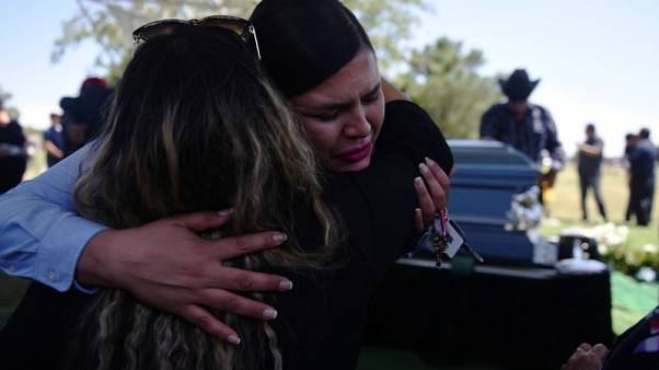 Organizers of El Paso march say they will stand against hatred, one week after massacre