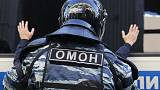 Police detain Russian opposition politician ahead of protest