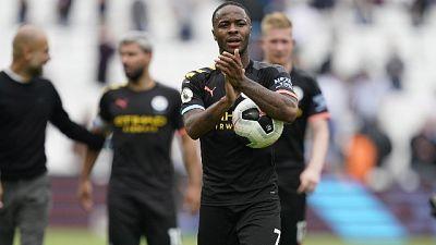 City risponde a Liverpool, 5-0 al W.Ham