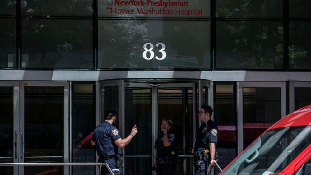 Disgraced U S  financier Jeffrey Epstein killed himself in jail