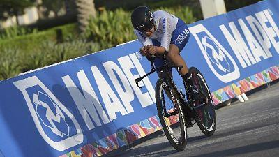 Europei ciclismo: Cecchini argento elite