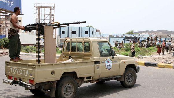 الحكومة اليمنية: الانفصاليون الجنوبيون نفذوا انقلابا في عدن