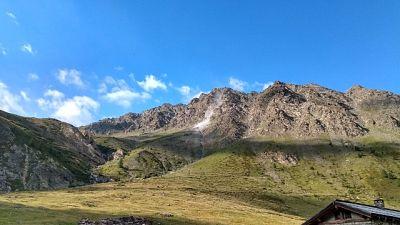 Frana in Val Susa,evacuato il Scarfiotti