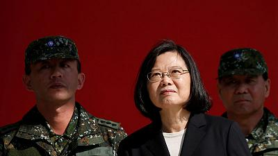Taiwan urges citizens to stay on alert for China-backed media 'infiltration'