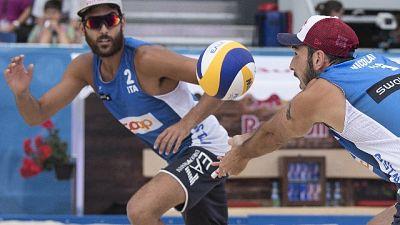 Europei beach volley:Lupo-Nicolai quinti
