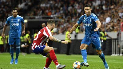 Doppietta Joao Felix, Atletico-Juve 2-1