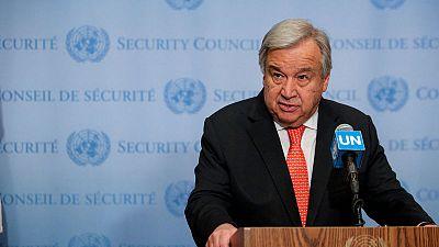 جوتيريش يدين هجوما أودى بحياة اثنين من العاملين ببعثة الأمم المتحدة في ليبيا