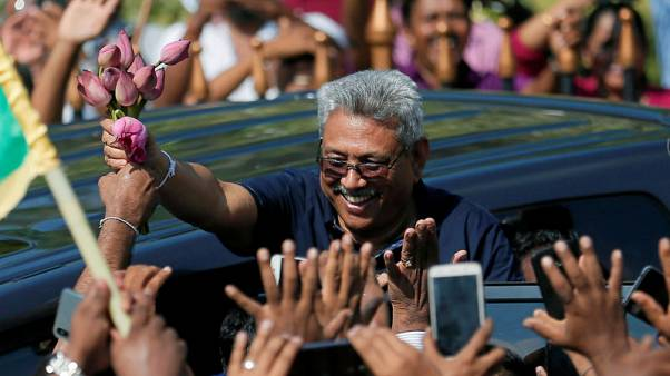 Many Sri Lankans want a strongman leader, and that favours Gotabaya Rajapaksa
