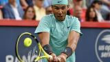 Nadal to meet Medvedev for Montreal title after Monfils injury