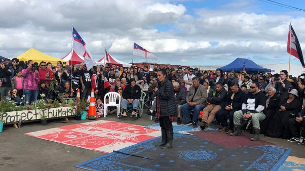 In New Zealand, young Māori women lead the battle for indigenous rights
