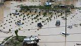 ارتفاع عدد قتلى إعصار في شرق الصين إلى 32 شخصا