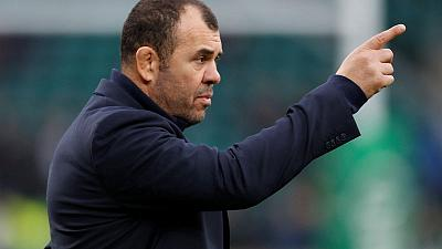 Australia hoping Cheika has rediscovered Midas touch