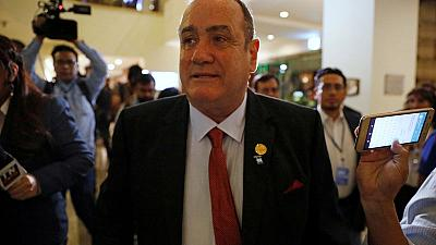 Guatemala conservative romps to landslide win, faces big migration test