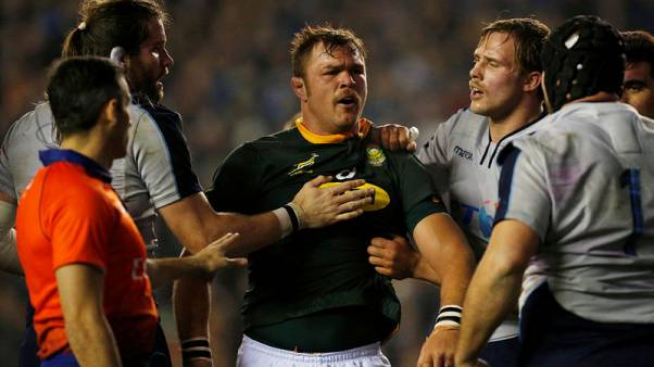 Rugby - Championship winning Springboks getting closer in quest for consistency