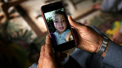 As Pakistan-India tensions flare, a child mistakes a bomb for a toy