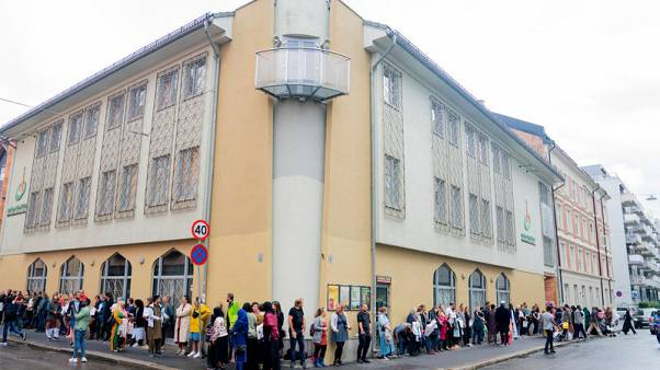 Shooting at Norway mosque investigated as 'possible act of terrorism' -police