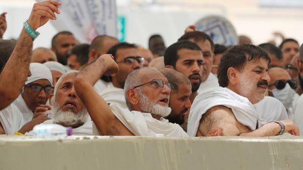 Muslim pilgrims converge on Jamarat for ritual stoning of the devil
