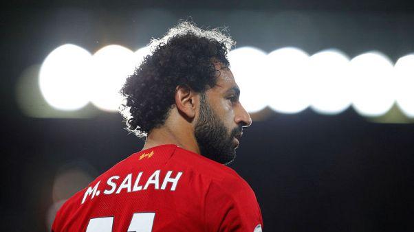 Salah comforts star-struck Liverpool fan who injured nose