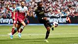 Man City's Guardiola backs 'special' Sterling to shine as striker