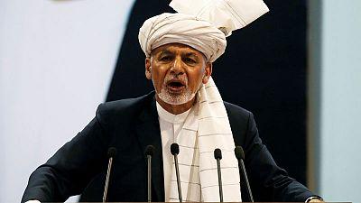 الرئيس الأفغاني: السلام قادم لكن لا يمكن للغرباء تحديد مستقبل بلادنا