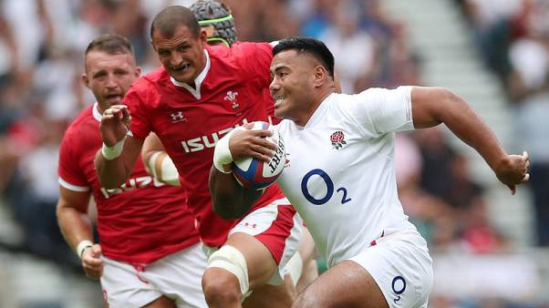 Experimental England beat Wales 33-19 in World Cup warm-up