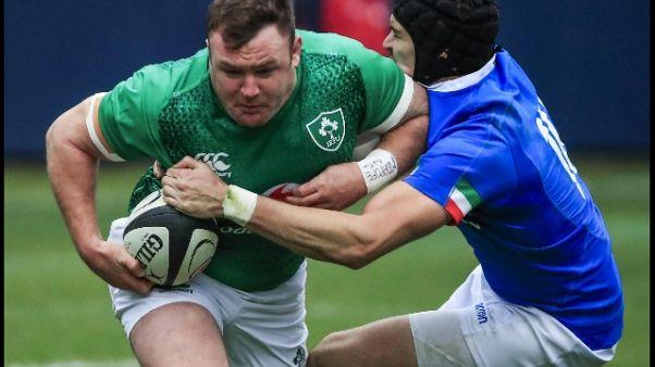Rugby: Canna, ieri spunti positivi