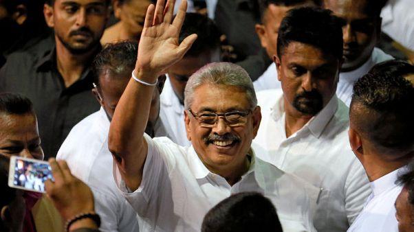 Sri Lanka wartime defence chief Gotabaya Rajapaksa launches presidential bid