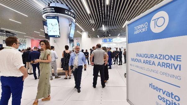 Atterraggio emergenza per aereo Alitalia