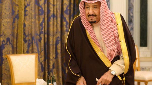 أردوغان يتصل هاتفيا بالعاهل السعودي الملك سلمان لتهنئته بالعيد