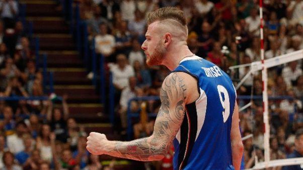 Volley: 3-0 a Serbia,Italia vola a Tokyo