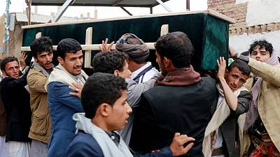 التحالف بقيادة السعودية: شقيق زعيم الحوثيين لقي حتفه نتيجة صراع داخلي