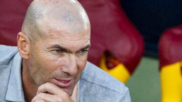 Zidane, Rodriguez e Bale sono del Real