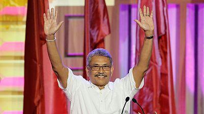 المعارضة في سريلانكا تختار وزير الدفاع السابق جوتابايا مرشحها للرئاسة
