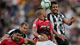 Botafogo win second straight with 2-1 victory over Athletico