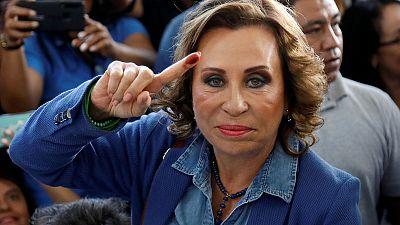 مرشحة يسار الوسط تقر بهزيمتها في انتخابات الرئاسة بجواتيمالا