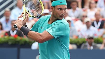 Fatigued Nadal withdraws from Cincinnati Open