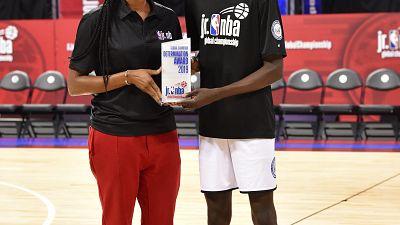 U.S. Central Girls and U.S. West Boys Win 2019 Jr. NBA Global Championship