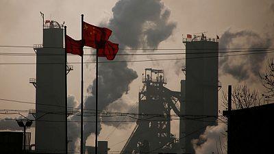 إقليم خبي معقل إنتاج الصلب بالصين يحذر مدنا بشأن تلوث الهواء