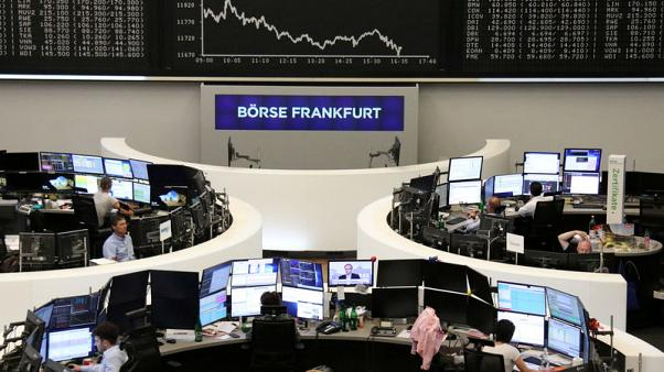 ارتفاع أسهم أوروبا والأنظار على صفقات الاستحواذ بفضل عرض إيه.إم.إس لشراء أوسرام