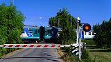 Donna muore travolta da treno a Brescia