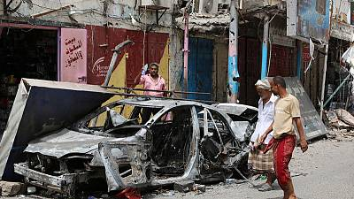 Saudi rallies round exiled Yemen leader after UAE-backed separatists seize Aden