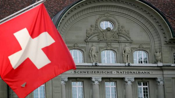 Swiss sight deposits jump signals more SNB forex intervention