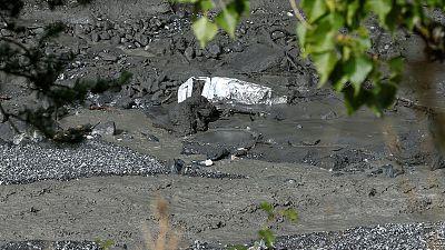 Man, girl missing after violent storm in Switzerland - police