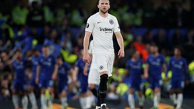 Frankfurt hope striker Rebic will stay - sports director