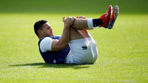 Te'o left out of England World Cup squad