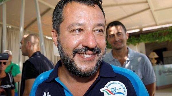 Italian Senate called to set debate on Salvini's election bid