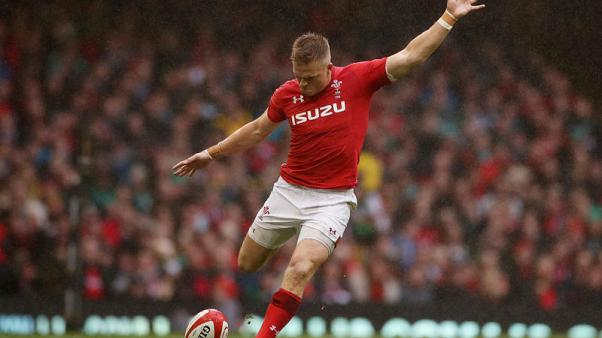 Wales fly half Anscombe ruled out of Rugby World Cup with knee injury